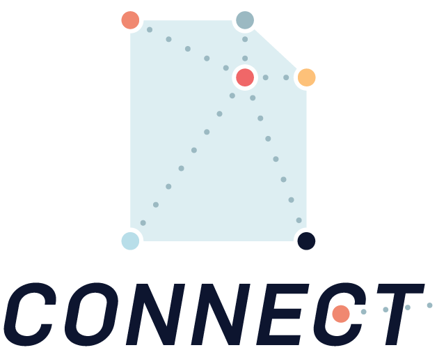 Connect top logo