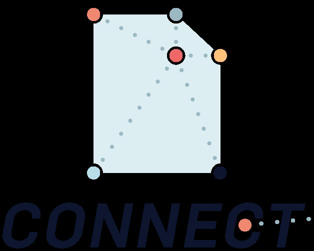 Connect top logo